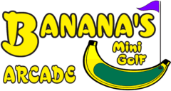 Banana's Mini-Golf & Arcade